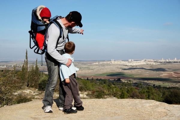 Israel, family, fatherhood, Destiny