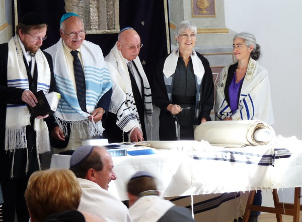 Torah Reading Shabbat
