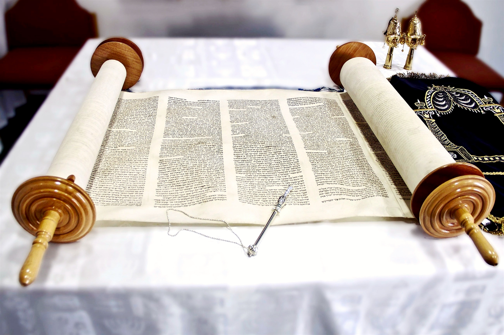The Salvation of the Church and the Torah Portion for September 23, 2017
