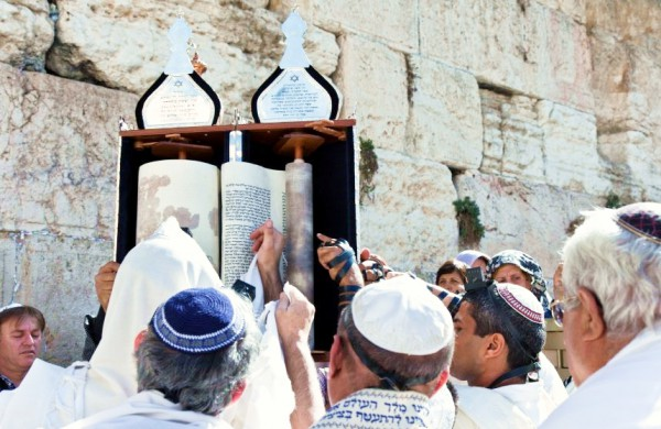 Torah-Jerusalem-Promised Land