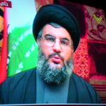 Hassan Nasrallah-television