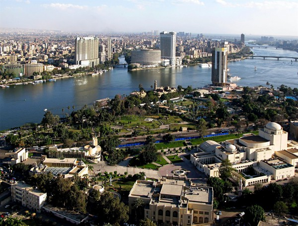 Nile River-Egypt-Cairo-plagues-redemption