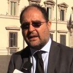 Italian Jewish leader Riccardo Pacifici (Youtube capture)