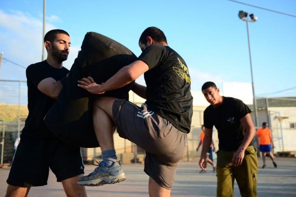 IDF-Israel Defense Forces-Krav Maga