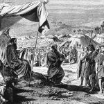 The Numbering of the Israelites, by Henri Félix Emmanuel Philippoteaux