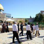 Temple Mount-police-Jewish-Christian-Muslim