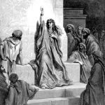 The Song of Deborah, by Gustav Dore