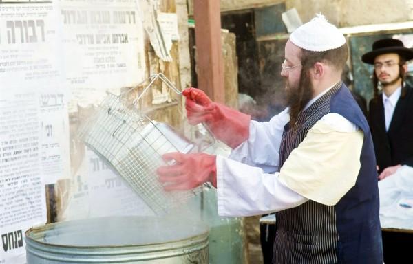 Passover, hagalah