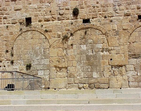 Hulda Gates Jerusalem