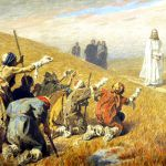 Messiah and the Lepers, by Gebhard Fugal