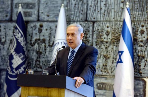 Israeli Prime Minister Benjamin Netanyahu-Eli Cohen