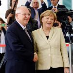 Germany-Israel-Rivlin-Merkel-Jubilee