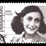 Anne Frank-Holocaust-Netherlands-stamp