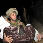 Lebanese civilian rescued by the IDF