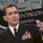 John Kirby US Department of State spokesperson