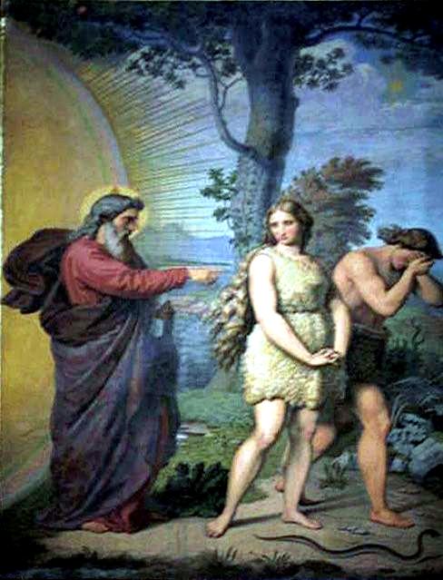 Garden of Eden, death, life