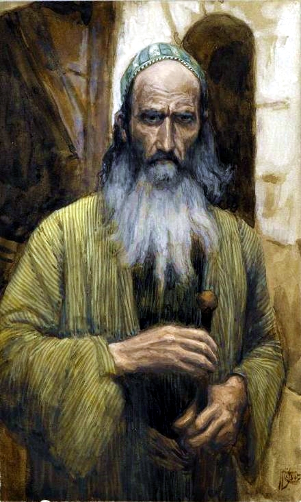 Paul, by James Tissot (Brooklyn Museum)