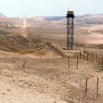 Israel egypt border