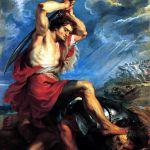 David Slaying Goliath, by Peter Paul Rubens