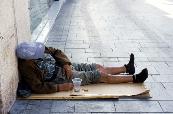 poverty-homelessness-Israel-charity