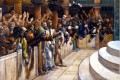 The False Witnesses, by James Tissot (Brooklyn Museum)