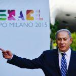 Expo 2015 Milan-Italy-Israel-Netanyahu