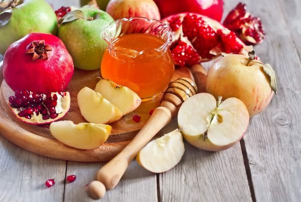 Apples and honey-Rosh HaShanah