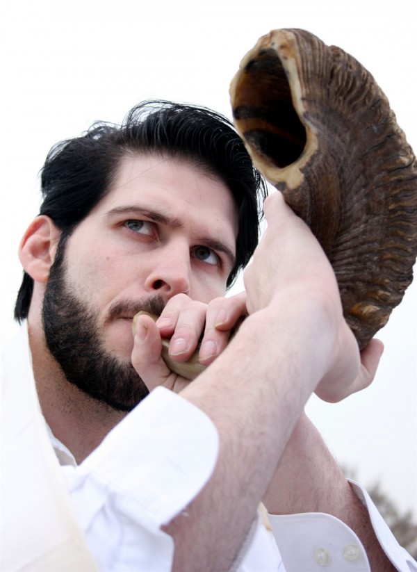 Rosh HaShanah-shofar