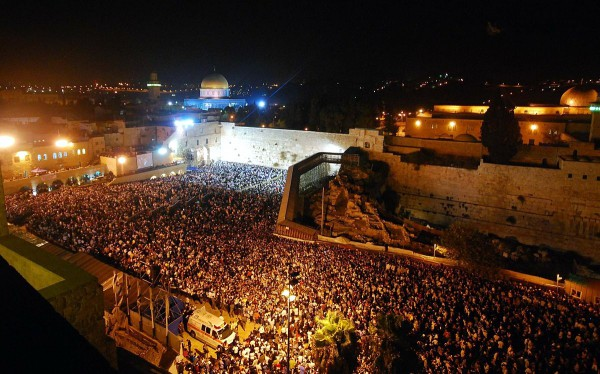 selichot-Western Wall-Jerusalem-repentance