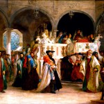 The Feast of Rejoicing of the Law, by Solomon Alexander Hart