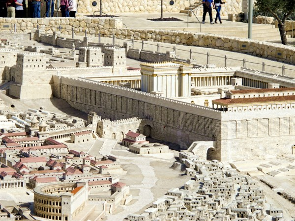 Holy Land-Temple Mount-Second Temple-Western Wall