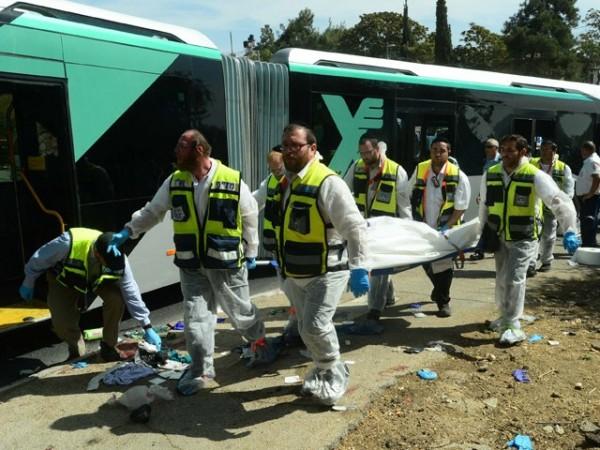 victim of terrorist attack-East Talpiot