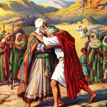 Reconciliation of Esau and Jacob