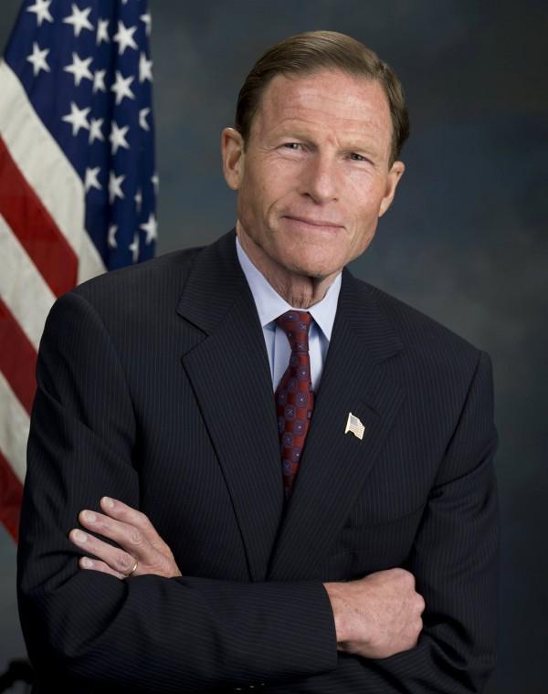 United States Senator Richard Blumenthal-Palestinian incitement-violence-Israel