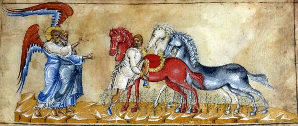 The Vision of Zechariah (J. Paul Getty Museum)
