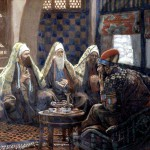 The Magi in the House of Herod, by James Tissot (Brooklyn Museum)
