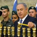 Kotel-Hanukkah-Netanyahu-women