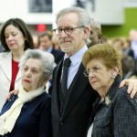 Steven Spielberg, Holocaust survivors, Fira Stukelman, Rena Finder