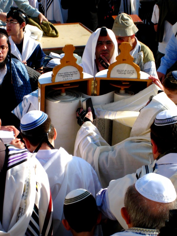 Morning prayer-Israel-Jewish prayer-Kotel