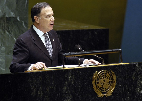 Dan Gillerman, Permanent Representative of Israel to the United Nations, International Holocaust Remembrance Day