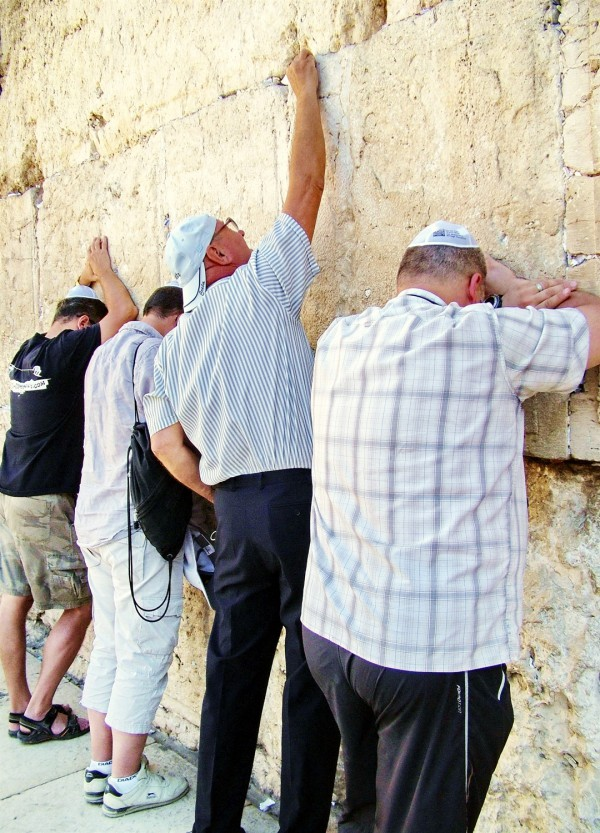 Kotel-Jewish-prayer-Jerusalem