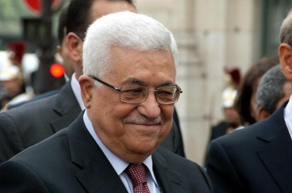 PA-Palestinian-Mahmoud Abbas