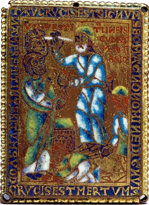 sign, mark, forehead, salvation, Ezekiel