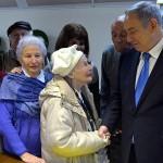 International Holocaust Remembrance Day, Holocaust survivors, Israel, Netanyahu