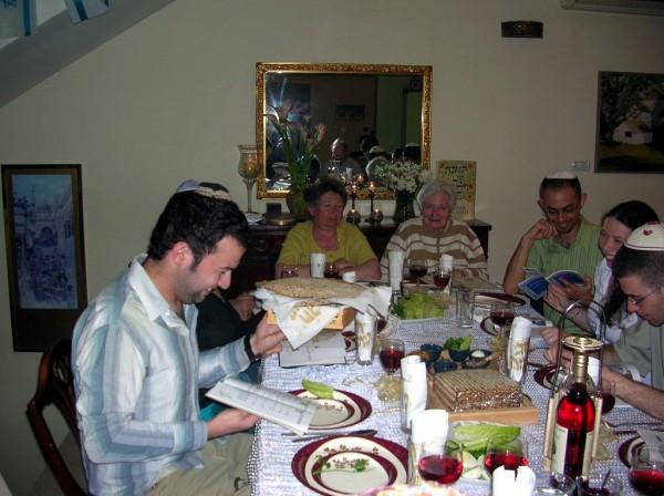 Pesach, Afikomen, Haggadah, Seder