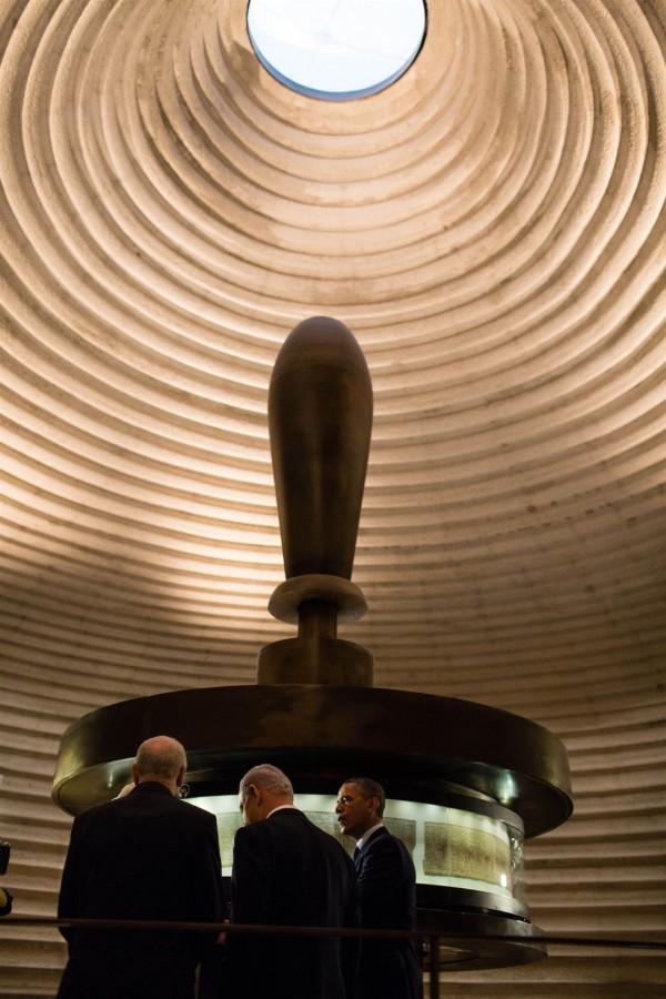 President Barack Obama, PM Benjamin Netanyahu, Dead Sea Scrolls, Jerusalem