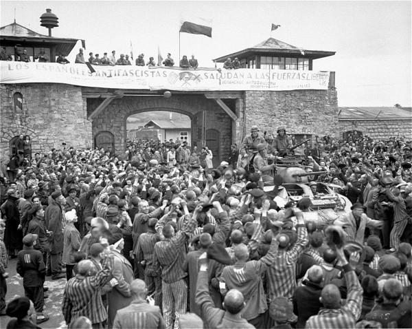 Holocaust, survivors, liberators