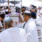 Kotel, Torah