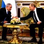 Putin, Netanyahu, Kremlin, Moscow