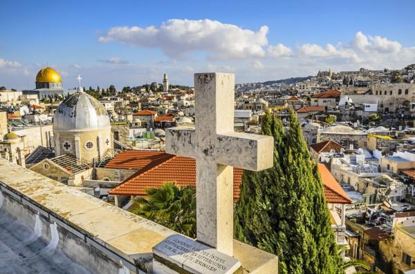 Israel-muslim-christian-faiths